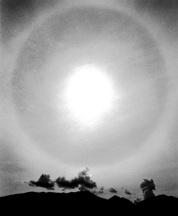 Solar Halo - PHOTO BY JAYSON MELLOM