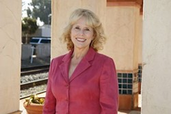 BOWING OUT Debbie Peterson resigned from the Grover Beach City Council on Feb. 19. - PHOTO COURTESY OF DEBBIE PETERSON