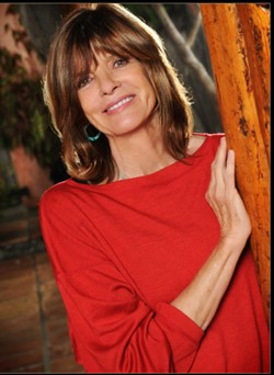 PARTY WITH THE STAR Katharine Ross will attend a 5 p.m. meet-and-greet pre-party with music and appetizers at Luna Red prior to her 7 p.m. spoken word performance with the Malibu Coast Silent Film Orchestra. After the performance, she'll talk about the making of Butch Cassidy and the Sundance Kid. - PHOTO COURTESY OF KATHARINE ROSS