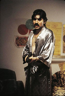 CRAZY NIGHTS Alfred Molina played crazed drug dealer Rahad Jackson, in the 1997 film Boogie Nights. - PHOTO COURTESY OF NEW LINE CINEMA