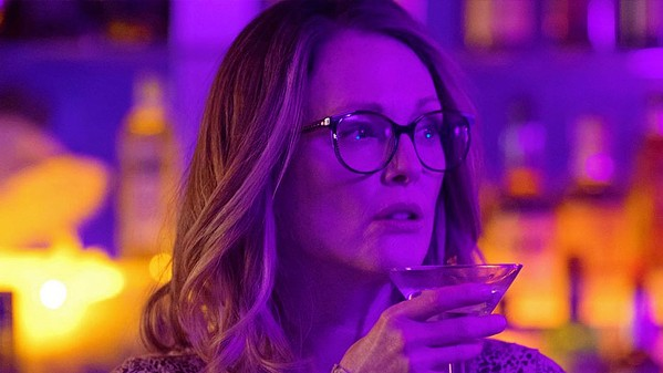 LOOKING FOR MR. GOOD DISCO Julianne Moore stars as a 50-something free spirit looking for love in LA's dance clubs, in Gloria Bell. - PHOTO COURTESY OF FABULA