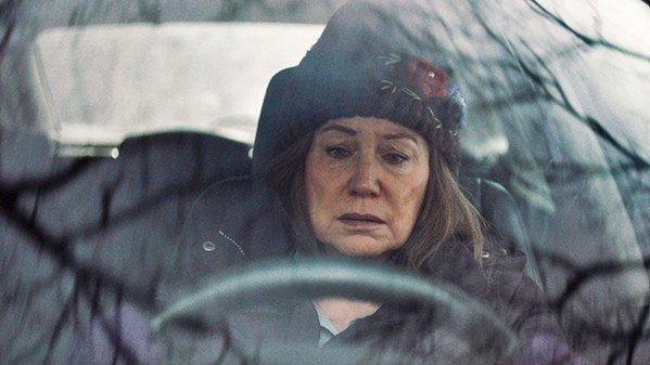 DEPRESSED Diane (Mary Kay Place) wants desperately to help her drug-addicted son but struggles with painful memories of her own, in Diane. - PHOTO COURTESY OF SIGHT UNSEEN PICTURES