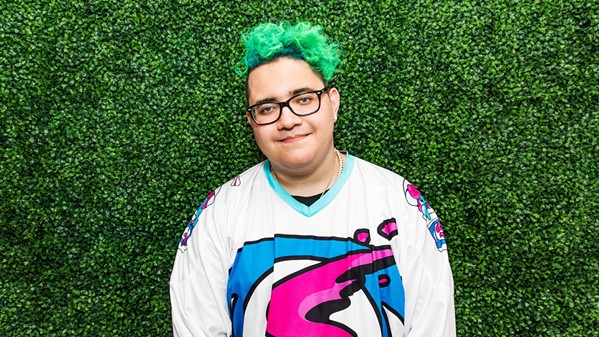 SUGAR FROSTED Dubstep, future bass, electro house, trap music artist Slushii plays the Fremont on May 7, delivering video-game-entrancing sounds! - PHOTO COURTESY OF SLUSHII