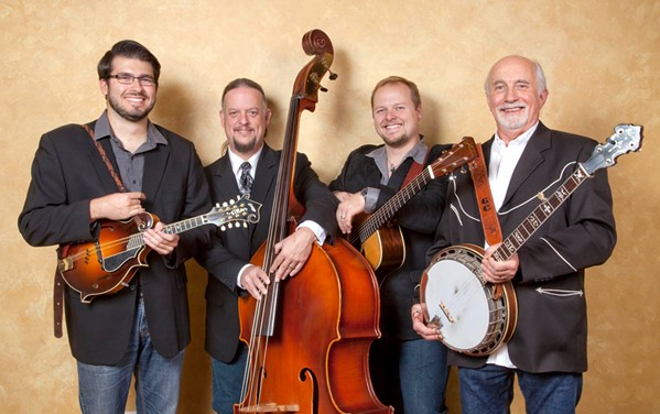 NEWGRASS Special Consensus headlines the 21st annual Parkfield Bluegrass Festival, May 9 through 12. - PHOTO COURTESY OF SPECIAL CONSENSUS
