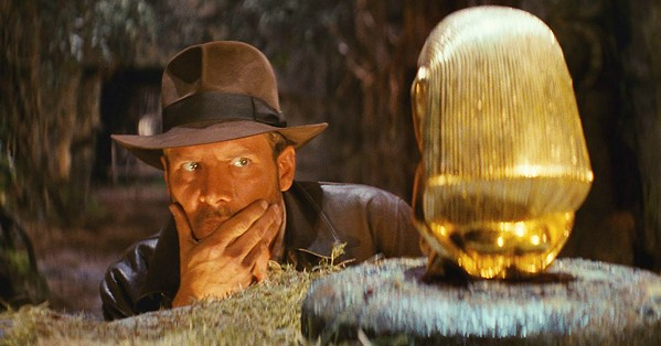 CLASSIC: Harrison Ford stars as Indiana Jones in Raiders of the Lost Ark, the first installment in the storied Indiana Jones franchise. - PHOTO COURTESY OF PARAMOUNT PICTURES