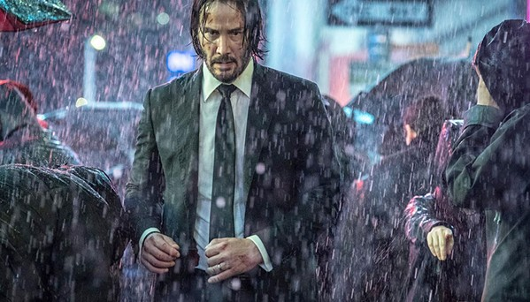 DETERMINED Assassin John Wick finds himself on the run with a $14 million bounty on his head, in John Wick: Chapter 3—Parabellum. - PHOTO COURTESY OF SUMMIT ENTERTAINMENT