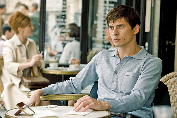 GO WEST, YOUNG MAN Oleg Ivenko stars as famed Russian ballet dancer Rudolf Nureyev, in The White Crow, which chronicles his defection to the West, screening exclusively at The Palm. - PHOTO COURTESY OF BBC FILMS