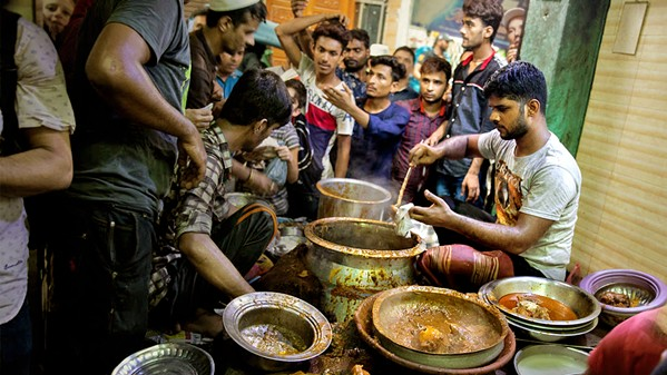 DELICIOUS Netflix's first season of its Street Food documentary series takes viewers on a savory trek through bustling alleys, boulevards, and markets in nine Asian cities, including Bangkok, Thailand; Osaka, Japan; and Delhi, India (pictured). - PHOTO COURTESY OF NETFLIX
