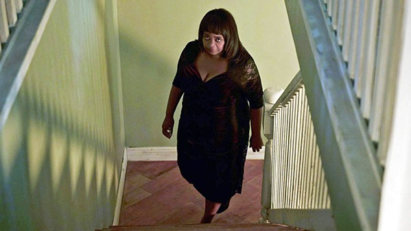 HARMLESS? A lonely woman (Octavia Spencer) meets some teens and lets them party in her basement, but the kids start to question the woman's motivation, in the horror-thriller Ma. - PHOTO COURTESY OF BLUMHOUSE PRODUCTIONS