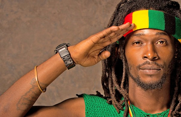 JAMAICAN'S RISING SON Up-and-coming reggae star Jesse Royal plays the SLO Brew Rock Event Center on June 7. - PHOTO COURTESY OF JESSE ROYAL
