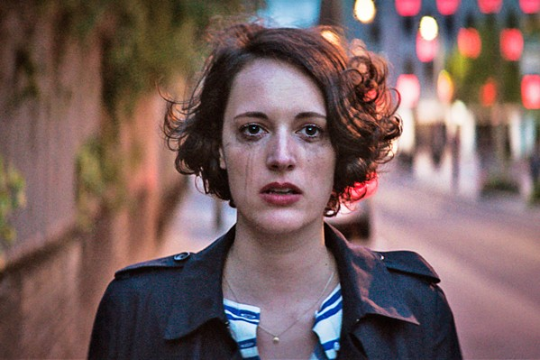 HOT MESS Writer-creator-actress Phoebe Waller-Bridge stars in Fleabag, a British dramedy about an unhappy young woman floundering through life in the most devastatingly hilarious way. - PHOTO COURTESY OF TWO BROTHERS PICTURES