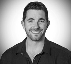BUILDING CONNECTIONS Louis Camassa (pictured) and Michael Dunn are bringing their brand experience consulting company to the Central Coast. - PHOTO COURTESY OF EMPATH