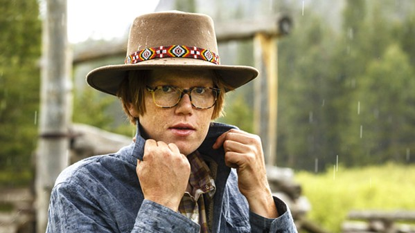 WILD CHILD Feel-good pop folk singer-songwriter Brett Dennen headlines the final night of the June 21 to 23 Live Oak Music Festival at El Chorro Regional Park. - PHOTO COURTESY OF BRETT DENNEN