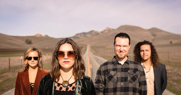 CATCH THE BUZZ Local indie-rock act B & The Hive plays The Siren on June 21. - PHOTO COURTESY OF B & THE HIVE