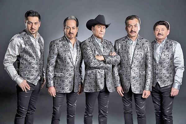 NORTEÑO KINGS Los Tigres del Norte return to Vina Robles Amphitheatre on June 29. - PHOTO COURTESY OF LOS TIGRES DEL NORTE