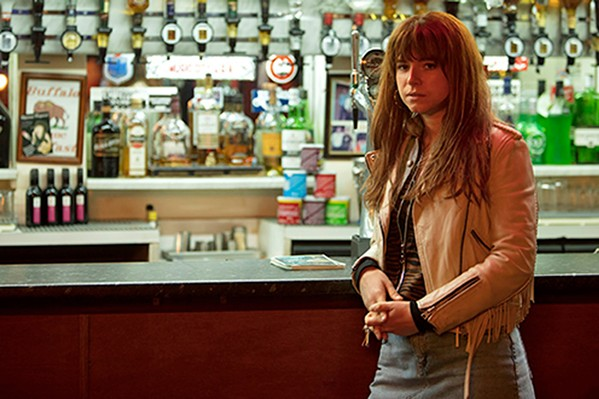 DREAMER Jessie Buckley stars as Rose-Lynn Harlan, an ex-con and single mother with a dream of becoming a country singer, in Wild Rose, screening exclusively at Downtown Centre Cinemas. - PHOTO COURTESY OF FABLE PICTURES
