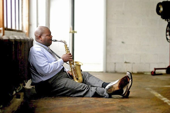 """WARMDADDY Alto saxophone icon Wessell """"Warmdaddy"""" Anderson plays a free show at D'Anbino on July 26. - PHOTO COURTESY OF WESSELL ANDERSON"""