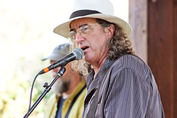 """WITNESS James McMurtry chronicles America's tribalism on his biting new satirical single """"State of the Union."""" He plays BarrelHouse Brewing on Aug. 2. - PHOTO COURTESY OF BRIAN T. ATKINSON"""