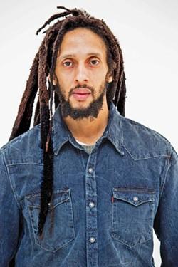 RASTA POWER Bob Marley progeny Julian Marley and The Uprising play the SLO Brew Rock Event Center on Aug. 21. - PHOTO COURTESY OF JULIAN MARLEY
