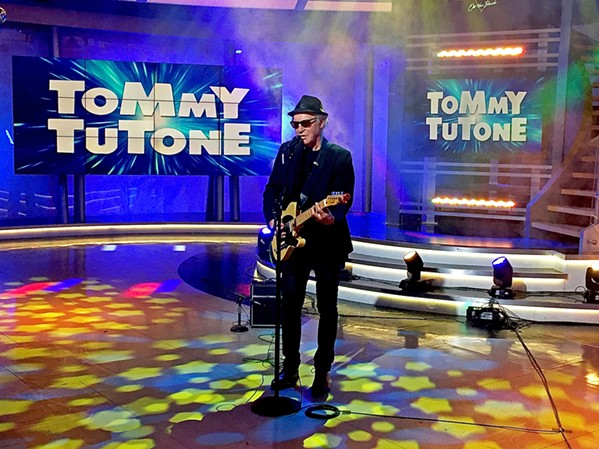 867-5309 Eighties superstar Tommy Tutone headlines the first night of the two-day Stone Soup Music Festival on Aug. 24 to 25, in Ramona Garden Park in Grover Beach. - PHOTO COURTESY OF TOMMY TUTONE