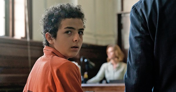 MOTIVE? Young Julian Walker (Elisha Henig) poisoned his parents on a trip to Niagara Falls, but why? The Sinner season 2 unravels the mystery over eight episodes. - PHOTO COURTESY OF MIDNIGHT CHOIR INC. AND ZAFTIG FILMS
