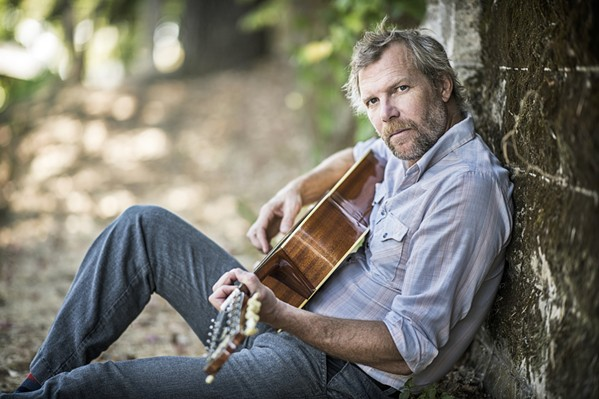 ROOTSY Tim Bluhm, who fronts the Mother Hips, is flying solo at Presqu'ile Winery on Sept. 10. - PHOTO COURTESY OF TIM BLUHM