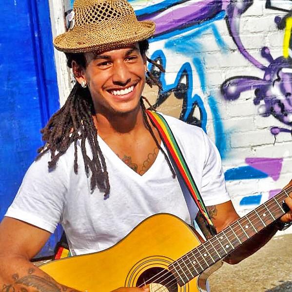 USHERING FALL Singer-songwriter Dante Marsh plays the Branch Mill Music Festival at the Branch Mill Organic Farm on Sept. 21. - PHOTO COURTESY OF DANTE MARSH