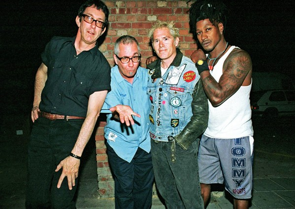 STILL MORE PUNK THAN YOU Nearly 34 years after the infamous SLO Vets' Hall riot, Dead Kennedys play the Madonna Expo Center on Oct. 3. - PHOTO COURTESY OF DEAD KENNEDYS