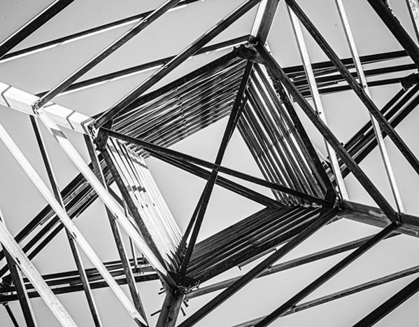 Look up - PHOTO BY JAYSON MELLOM