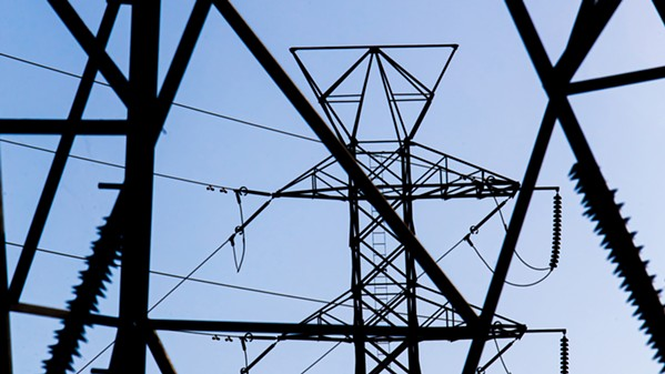 UNDECIDED San Luis Obispo County supervisors are still mulling whether to join Monterey Bay Community Power, responding to a recent analysis of the electricity agency by requesting a more in-depth one. - FILE PHOTO BY JAYSON MELLOM