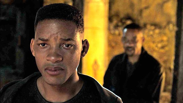 BATTLE OF WILLS Will Smith stars as an assassin battling with a younger clone of himself, in Gemini Man. - PHOTO COURTESY OF JERRY BRUCKHEIMER FILMS