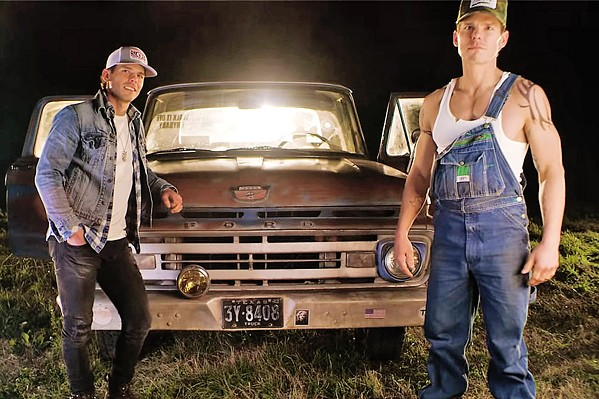 TWO IN ONE Country star Granger Smith and his more redneck alter ego Earl Dibbles Jr. play the Fremont Theater on Oct. 19. - PHOTO COURTESY OF GRANGER SMITH