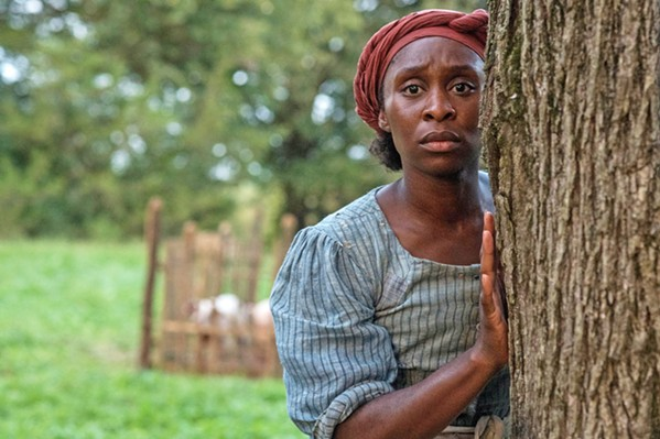 AMERICAN HEROINE Harriet Tubman (Cynthia Erivo) escapes from slavery and goes on to help free hundreds of other slaves, in the historical drama and biopic, Harriet. - PHOTO COURTESY OF PERFECT WORLD PICTURES