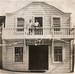 THE HAUNTING OF MEE HENG LOW The original Mee Heng Low (pictured) may not have been haunted, but some believe the one we have today definitely is. - PHOTO COURTESY OF THE MEE HENG LOW GIN FAMILY COOKBOOK
