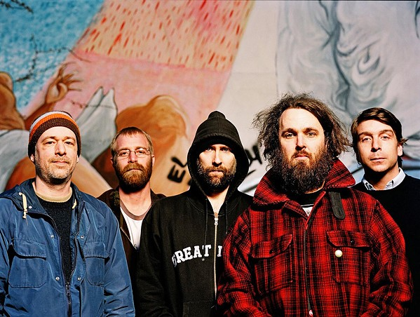 CARRY THE ZERO Idaho-based indie rockers Built to Spill play the Fremont Theater on Nov. 20. - PHOTO COURTESY OF BUILT TO SPILL