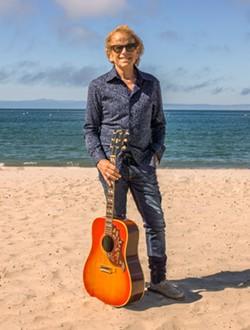 THE O.G. BEACH BOY Beach Boys founding member Al Jardine plays Morro Bay's The Siren on Nov. 16. - PHOTO COURTESY OF RANDY STRAKA