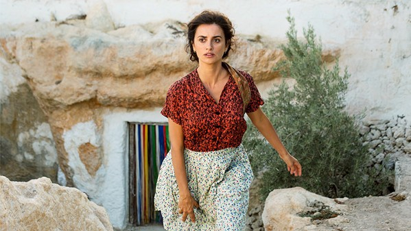REFLECTION Penélope Cruz co-stars as Jacinta, in Pedro Almodóvar's newest, Pain and Glory, about a film director reflecting on his life. - PHOTO COURTESY OF CANAL+