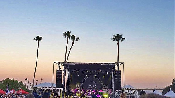 STEPPING IN If the Avila Beach Golf Resort wants to continue hosting concerts, festivals, and other outdoor events, it may need to go through the California Coastal Commission. - FILE PHOTO BY KAREN GARCIA
