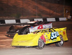 A NEW KIND OF STADIUM Before the new owners called it Stadium805 and started hosting concerts and festivals, the facilty was called the Santa Maria Raceway, and it was home to a few stock car races each year. - FILE PHOTO COURTESY OF SANTA MARIA RACEWAY