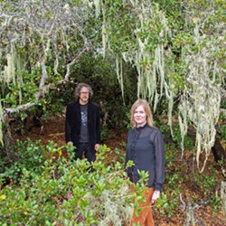 AMONG THE TREE To Wake You will perform in its entirety their new album Winter & The Sacred Tree at the Awakening Meditation and Kriya Yoga Center on Dec. 6; the Central Coast Center for Spiritual Living on Dec. 8; and the Harmony House Yoga on Dec. 21. - PHOTO COURTESY OF CARL ADAMS