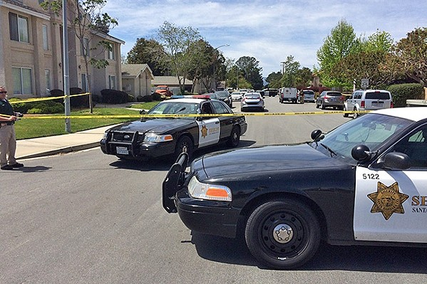 DRUNK OFF DUTY The Santa Barbara County Sheriff's Office is conducting a review of a lieutenant who was arrested in Arroyo Grande for disorderly conduct on Nov. 24. - FILE PHOTO COURTESY OF THE SANTA BARBARA COUNTY SHERIFF'S OFFICE