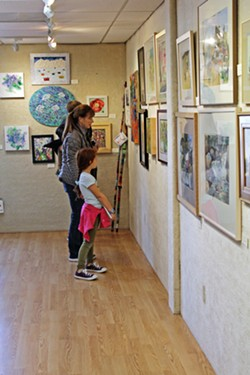 PAY A VISIT The Morro Bay Art Association Gallery (835 Main St., Morro Bay) is open every day from noon to 4 p.m. Entry is free. - PHOTOS BY KASEY BUBNASH