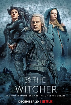 DISORIENTED The Witcher on Netflix has been widely panned by critics—and it's not hard to see why. - PHOTO COURTESY OF NETFLIX