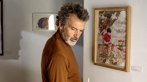 CONTENDER Pedro Almodóvar's Pain and Glory returns to the Palm Theatre in the wake of its two Academy Award nominations for Best Actor for Antonio Banderas and Best International Feature. - PHOTO COURTESY OF EL DESEO