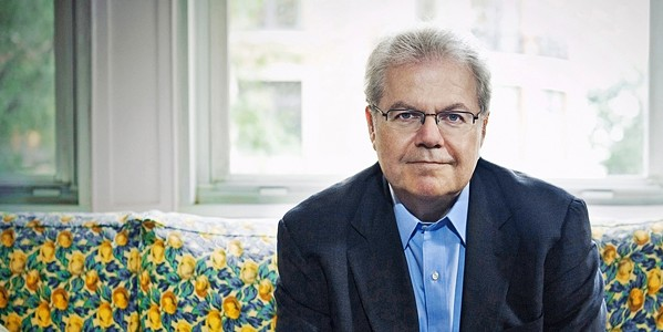 GRAMMY WINNER Cal Poly Arts presents famed pianist Emanuel Ax on Jan. 28, in the Harold Miossi Hall of Cal Poly's Performing Arts Center. - PHOTO COURTESY OF EMANUEL AX