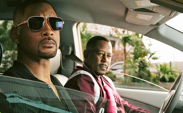 RIDE OR DIE? Police partners Mike Lowrey (Will Smith, left) and Marcus Burnett (Martin Lawrence) find their friendship tested as their lives move in different directions. - PHOTOS COURTESY OF COLUMBIA PICTURES