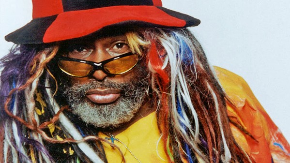KEEP IT FUNKY George Clinton and his band Parliament-Funkadelic play the Fremont Theater on Feb. 21. - PHOTO COURTESY OF GEORGE CLINTON