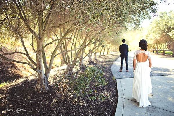 RANCHING From quiet, country locations like the Higuera Ranch (pictured), to beach resorts, SLO County offers a wide array of wedding venue options. - PHOTO COURTESY OF SARAH KATHLEEN PHOTOGRAPHY