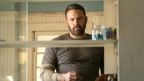 REDEMPTION An alcoholic former high school basketball star (Ben Affleck) is offered a coaching job at his alma mater, but he must overcome his personal demons in order to succeed, in The Way Back. - PHOTO COURTESY OF WARNER BROS. PICTURES