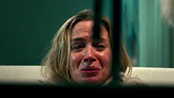 DEAD SILENT Pregnant Evelyn (Emily Blunt) must give birth in absolute silence or risk being torn apart by blind creatures that hunt by sound, in 2018's A Quiet Place, currently available in Redbox (and on Hulu). - PHOTO COURTESY OF PARAMOUNT PICTURES